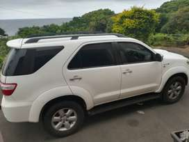 Toyota Fortuner 3.0d4d 4x4
