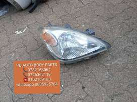 toyota avanza right side headlight