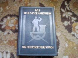 książka Das schlosserhandwerk
