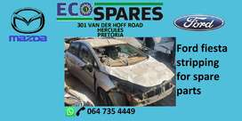 Ford fiesta 1.4 Stripping for spare parts