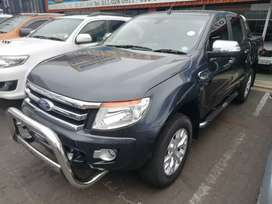 2015 Ford Ranger 3.2L Diesel 6 speed in immaculate condition.