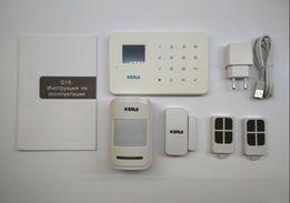 GSM сигнализация KERUI G18 для дома, дачи, офиса, квартиры, магазина.