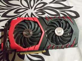 MSI  gtx 3gb 1060  VR ready gaming x