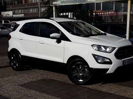 2020 ford Eco sport automatic