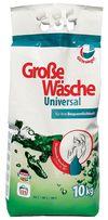 Новинка Стиральный порошок Grosse Wasche (универсал) 10 кг 125 стирки