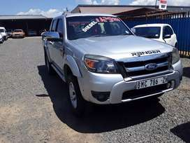 2009 Ford Ranger 3.0 double cab