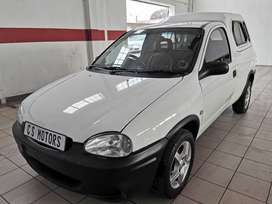 2003 Opel Corsa utility 1.6 for sell.