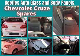 Chevrolet Cruze Stripping for Spares
