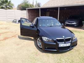 BMW 320D 2006 M SPORT WITH SUNRROOF AND XENONS AUTO