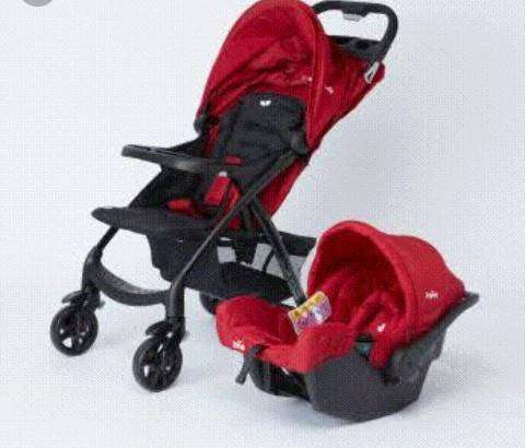 Baby stroller with car seat 0