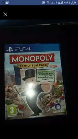 Ps4 monopoly game
