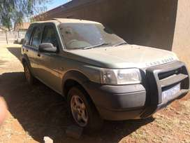Land Rover Freelander TD4 Stripping for Spares spares