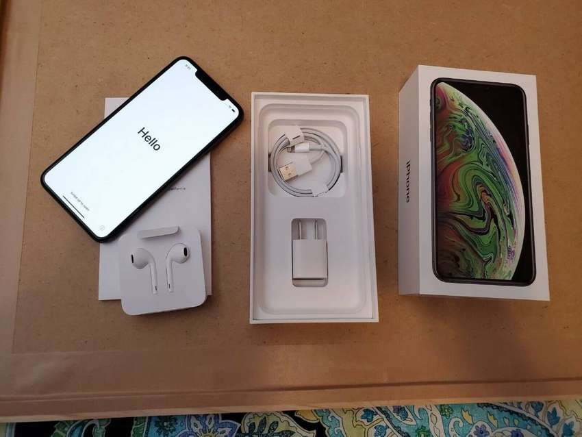 brand new apple iphone xsmax 256gb currently available for sale 0