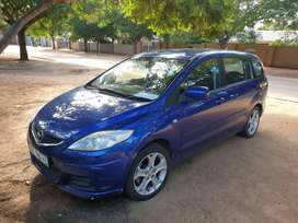 Mazda 5 active 7 seater