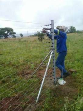 ELECTRIC FENCING AND SECURITY SYSTEMS