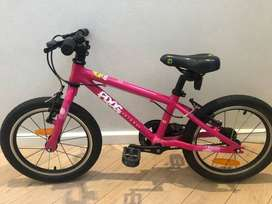 Frog children's bicycles for sale in good condition