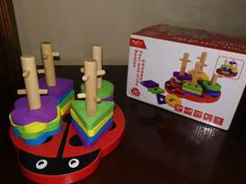 Educational toy for 3:5 years old child