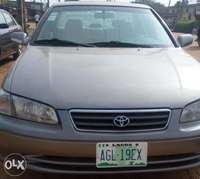 Toyota Camry 2000, just 3/ month used very clean and sharp 0