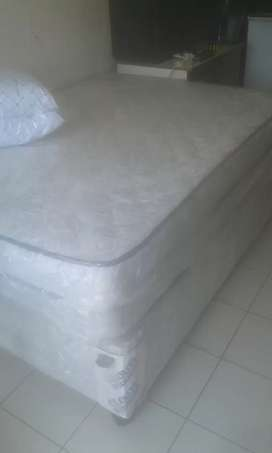 Bamboo Double bed