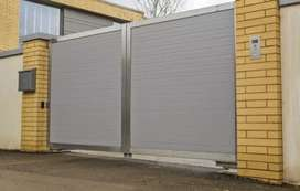 Polyplanks, Wooden, Nutec Sliding Gates And Palisade Fencing