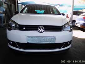 Volkswagen Polo Vivo 1.6 GT, 2015, Manual