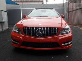 2014 Mercedes AMG C180 Coupe