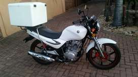 SIM motorcycle XS125-K. First use Oct. 2019 whatsaap me. Capital park1