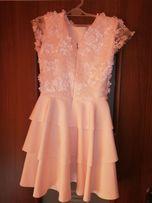 Suknia dziewczęca