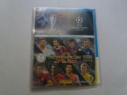 Album kart Panini Champions League 2014/15 (niekompletny)
