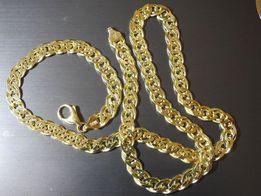 elegancki złoty łancuszek 585 14k