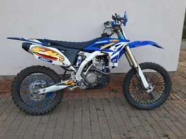 yz250f for sale!!