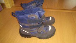 Buty zimowe Superfit rozmiar 32 wkładka 21 cm
