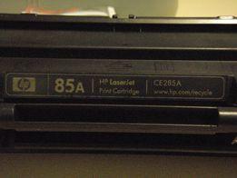HP 85A Картридж лазерный (CE285A)