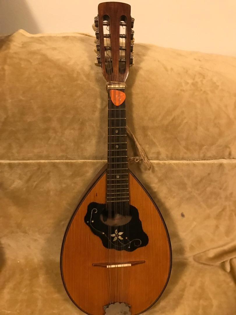 Prodajem mandolinu Lignatone 0