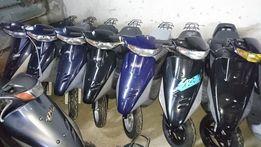 Японские скутеры без пробега по Украине с контейнера. Выбор моделей