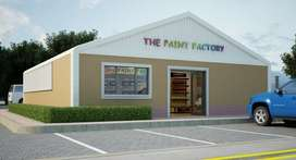 Turnkey Business - Paint Factory (all provinces)