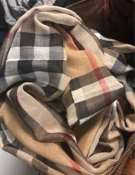 Burberry Scarf (almost brand new)