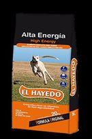 Karma dla psa El Hayedo High Energy wołowina
