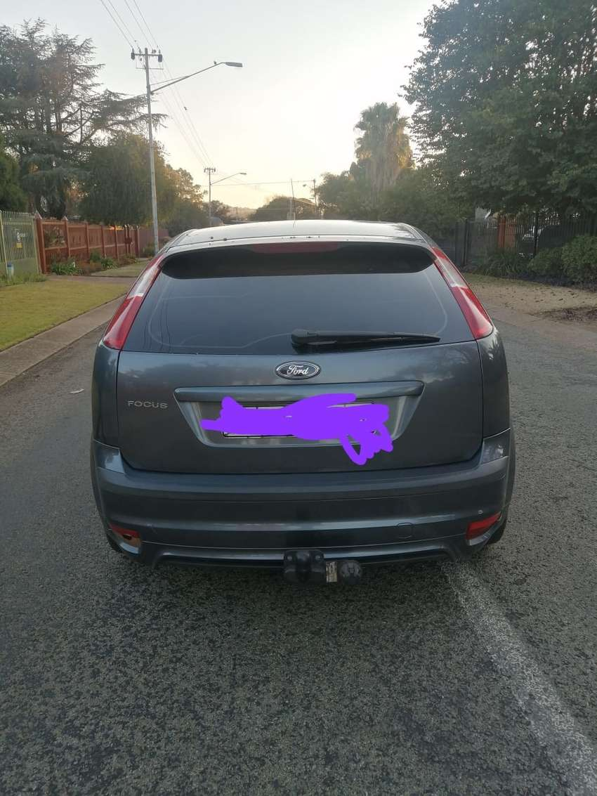 Spare key,leather seats ,Ford Focus,2007 model 0