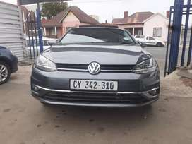2019 Volkswagen Golf 7 (1.4) (TSI) Manual with Service Book