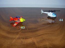 Редкие игрушки из киндер-сюрпризов. Воздушный транспорт
