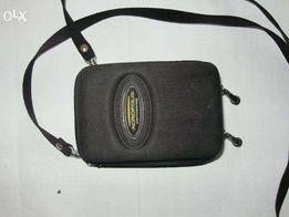 Футляр для фотоапарату, чорний, твердий, матеріал - синтетика