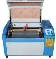 Лазерный гравёр КВ-К4060 поле 60-40см 60W новый в наличии