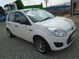 2014 ford figo 1.4 anbiente with 83000km