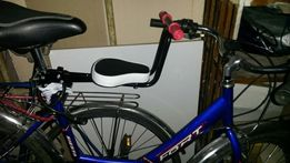 Велокресло крепление под седло, консоль, универсальное на любую раму