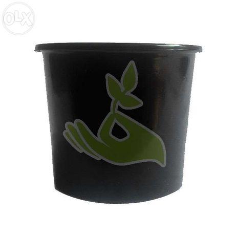 Стакан (стаканы) Горшок (горшки) для рассады и цветов 180мл.