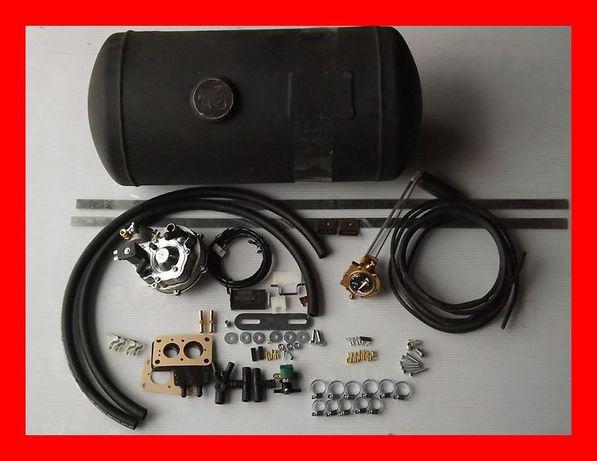 Комплект ГБО на карбюратор инжектор и моноинжектор. Опт и роздрiб Черновцы - изображение 1