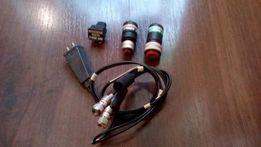Ультрозвуковые преобразователи ПЭП и кабеля толщиномера УТ-93П