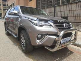 2017 Toyota Fortuner 2.8 GD6 4×4