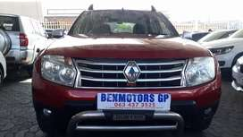 2014 Renault Duster Engine 1.5 Dci 4x4